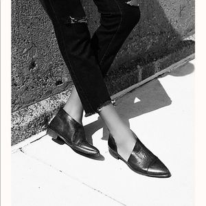 Free people Royale pointy toe flats
